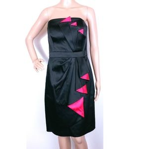 White House Black Market Women Cocktail Dress 8